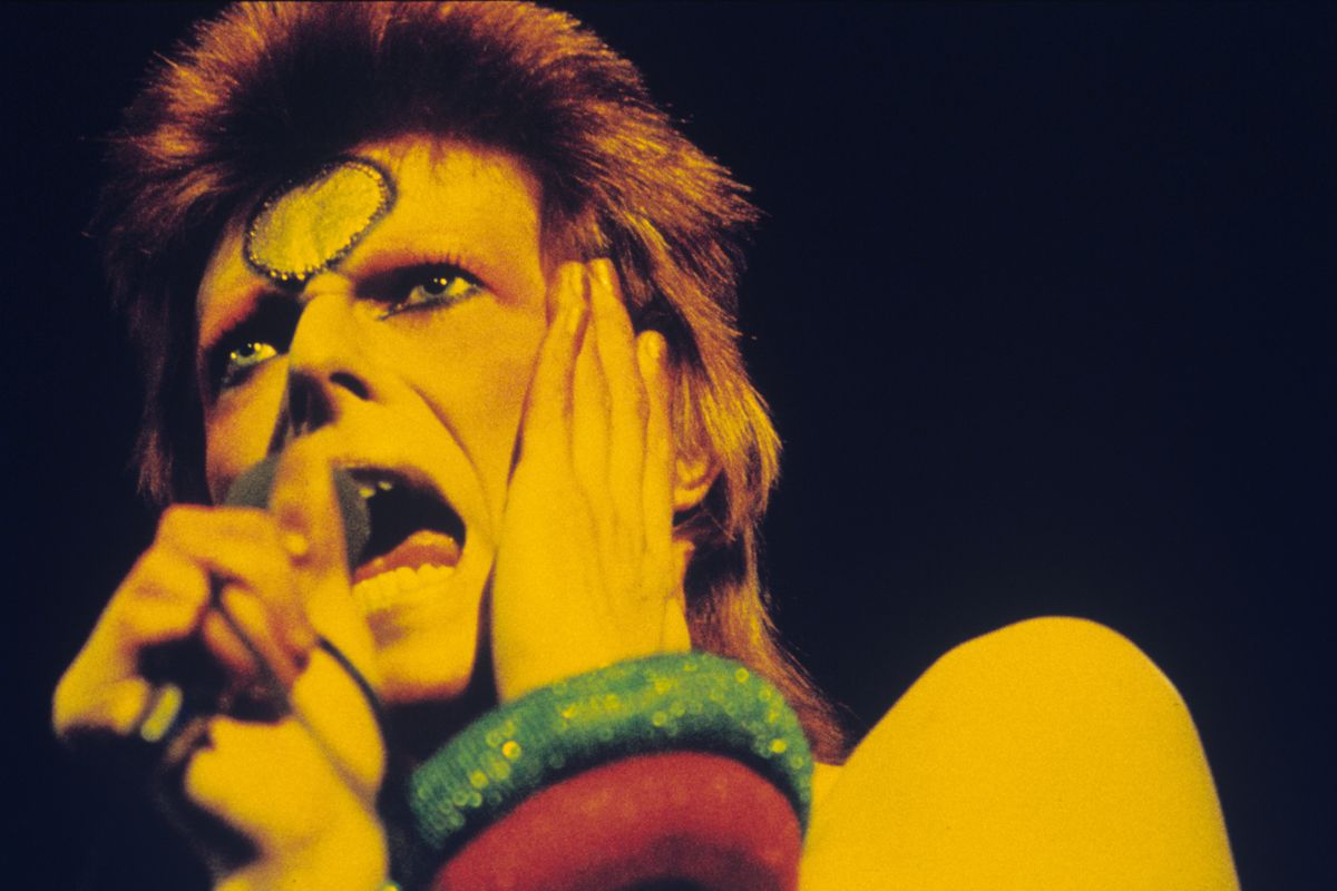 David Bowie Has Overrun New York City