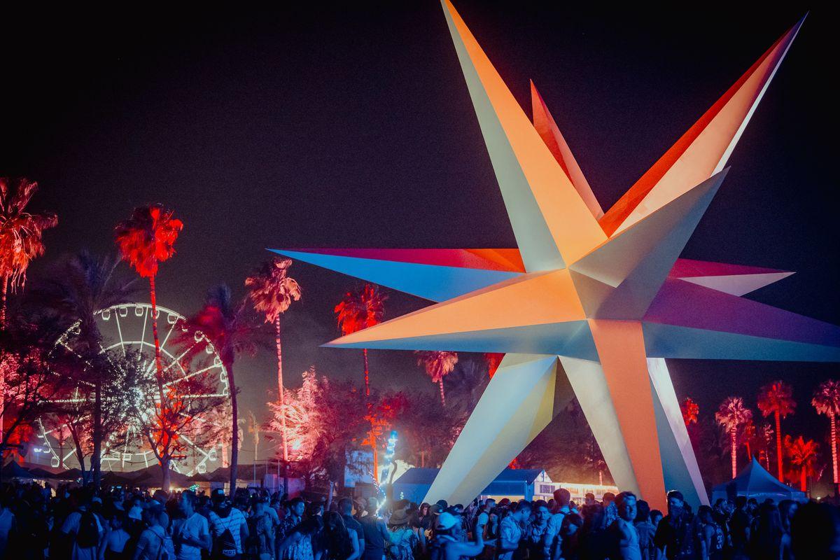 The Reality-Bending Art Program at Coachella 2018