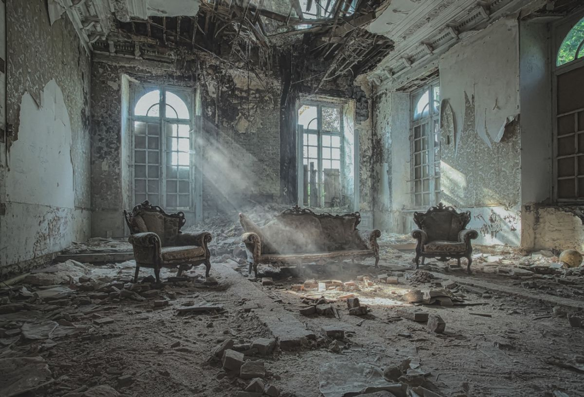 Five Breathtakingly Abandoned Places