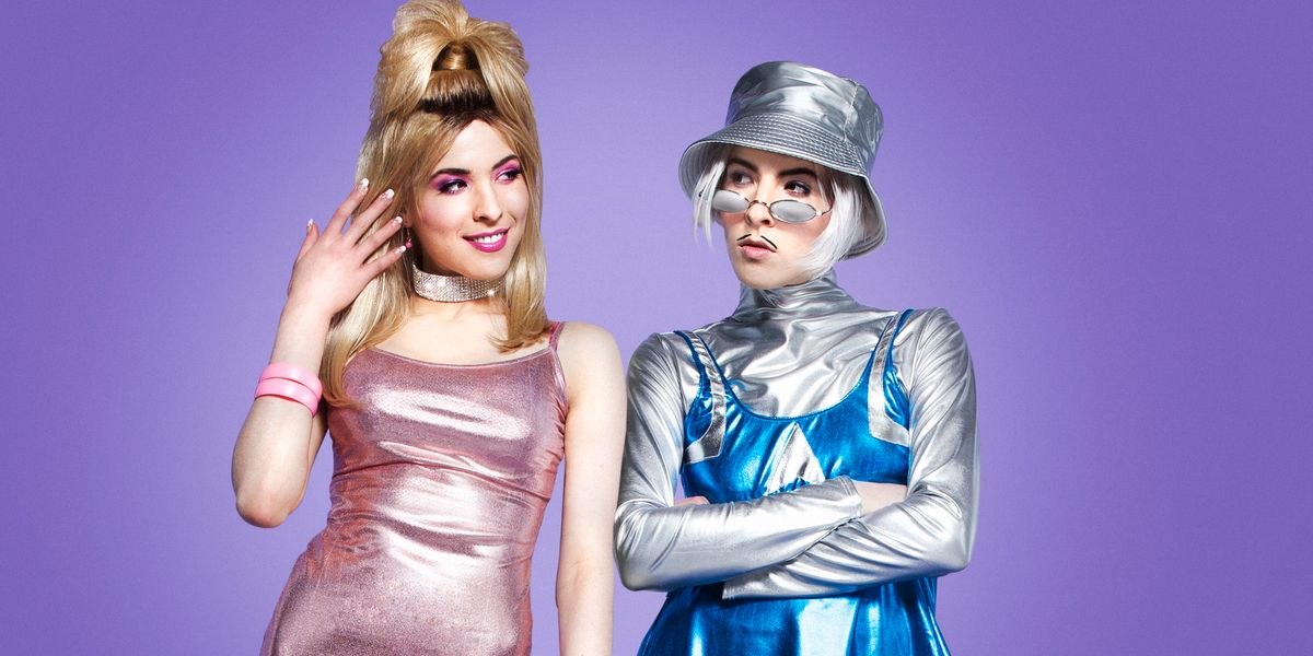 Mona May Dresses Dorian Electra In Iconic Movie Costumes