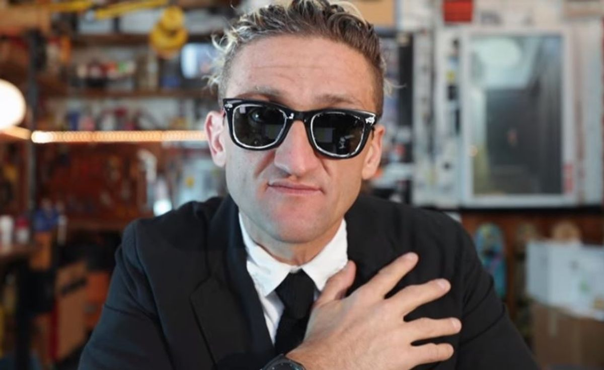 To The Guy Who Launched My Life Forward, Casey Neistat