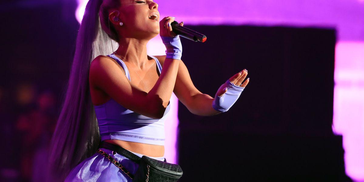 Ariana Grande Surprises Everyone at Coachella