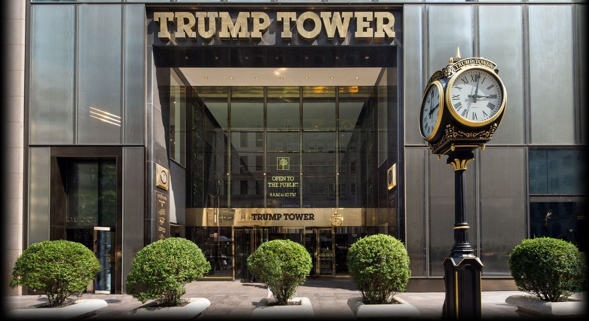 My Experience at Trump Tower!