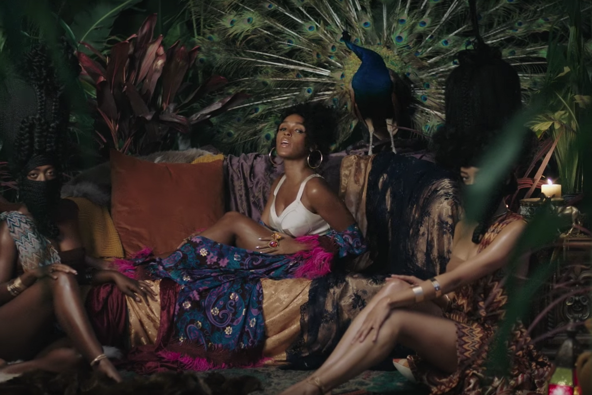 Janelle Monaé Releases Lush Visuals for 'I Like That'