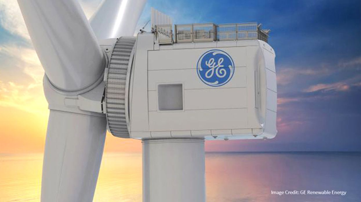 World's Largest Offshore Wind Turbine Can Power 16,000 Homes