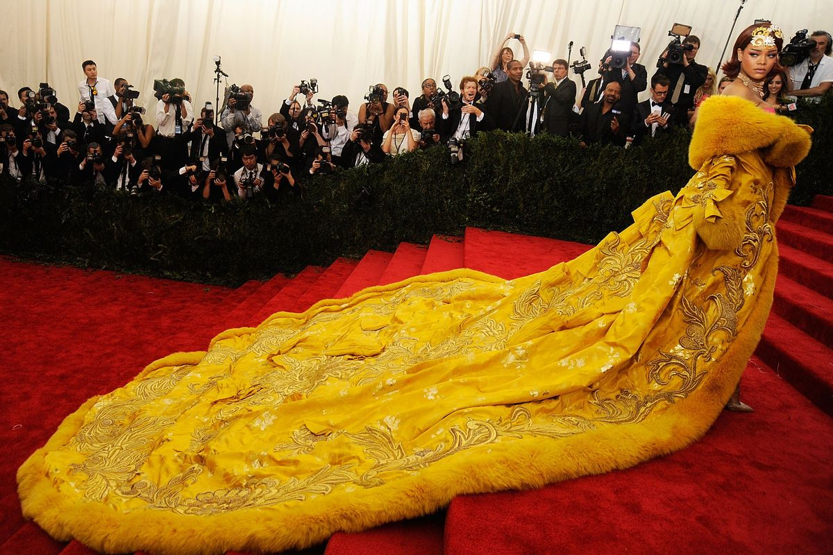 There's a New Doc About the Designer of Rihanna's Famous Met Gala Gown