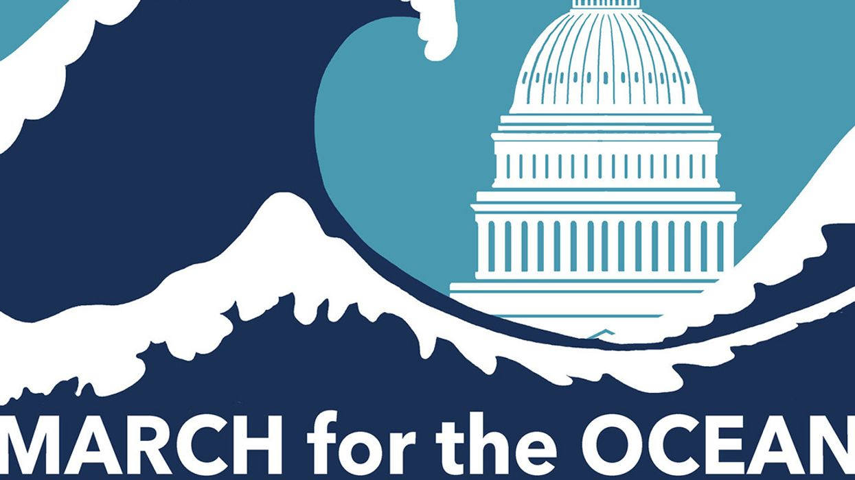 Why It's Time We March for the Ocean