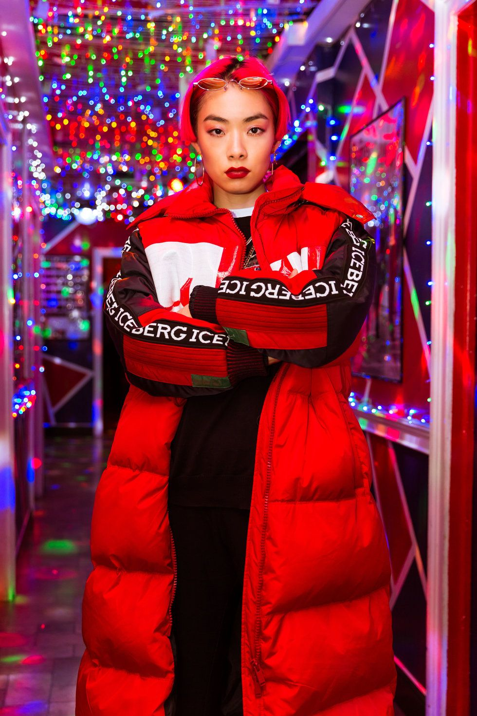 Karaoke With Pop's Next Big Star: Rina Sawayama - PAPER