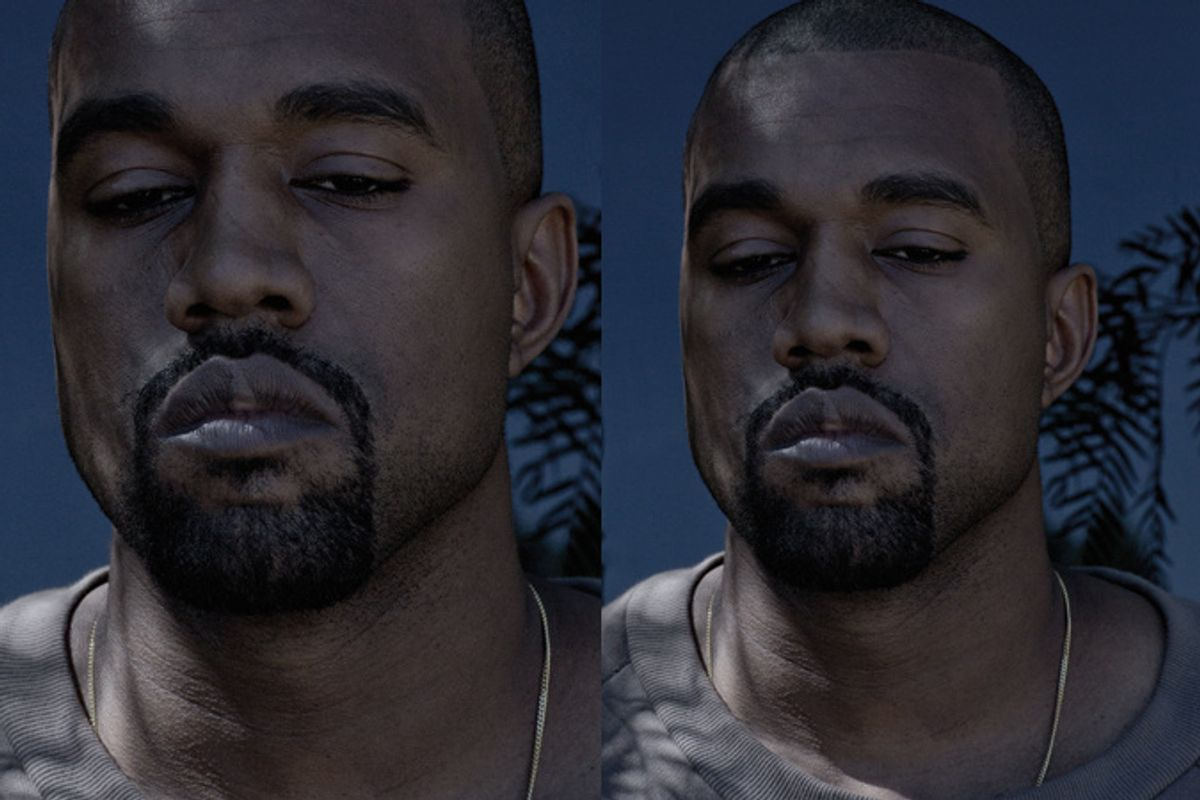 What Is Kanye Plotting for 2024?