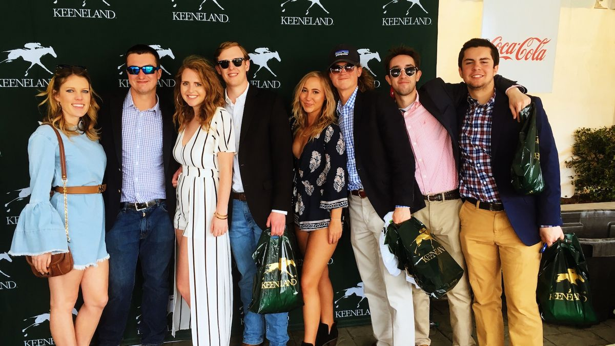 10 Thoughts Every Girl Has During Keeneland Season