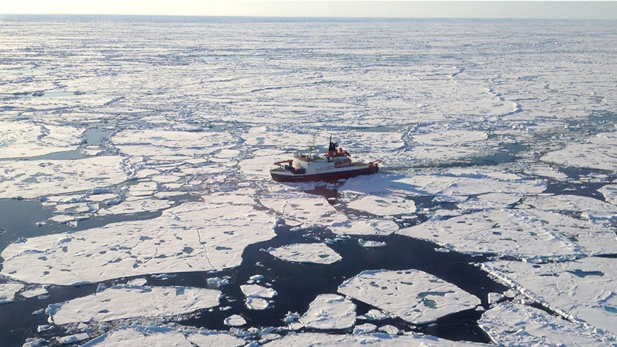 'Nowhere Is Immune': Researchers Find Record Levels of Microplastics in Arctic Sea Ice