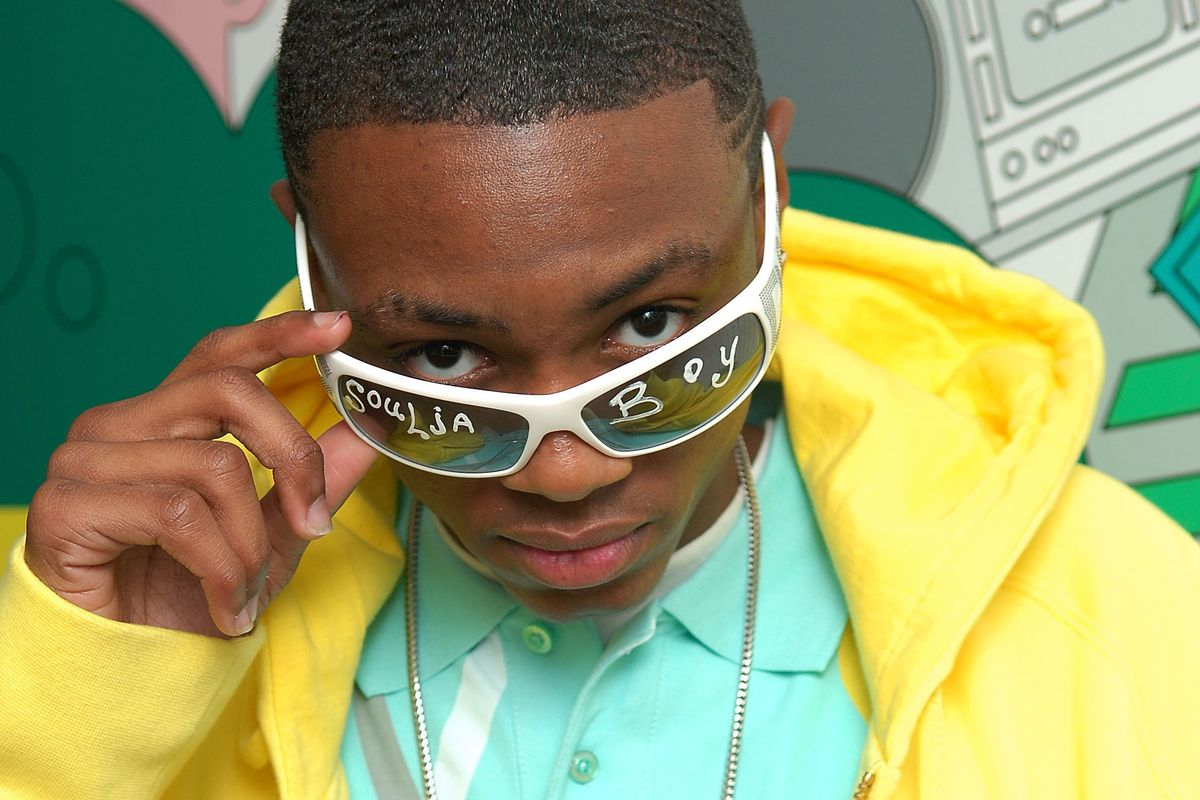 Soulja Boy's Website Is Now an Online Store For Dragon Sex Toys
