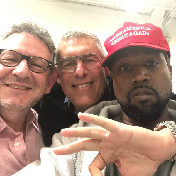 A Running Timeline of Kanye West's Pro-Trump Twitter Comments