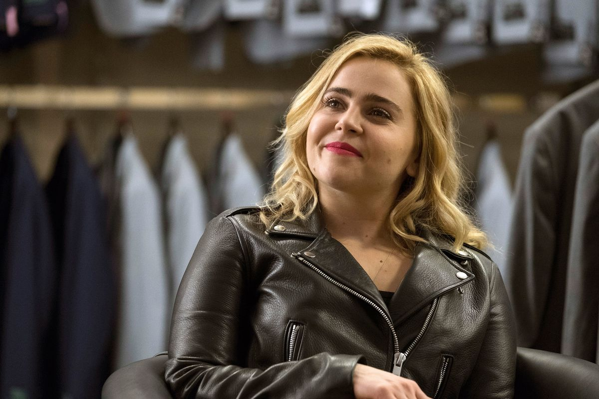Mae Whitman on Being One of the 'Good Girls'