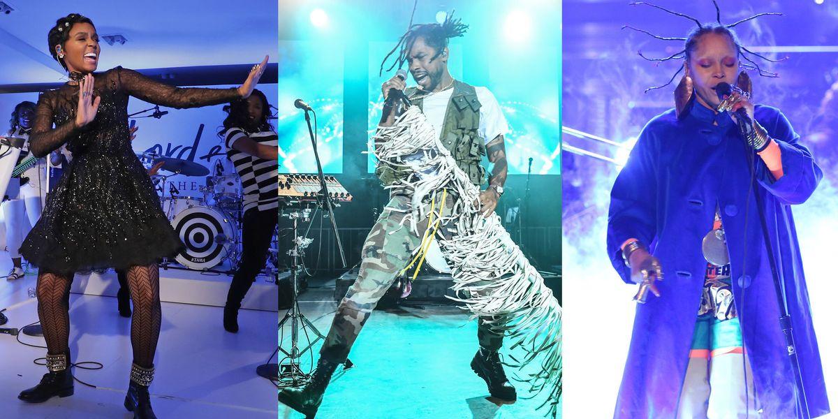 Erykah Badu, Janelle Monáe and Miguel to Headline Afropunk