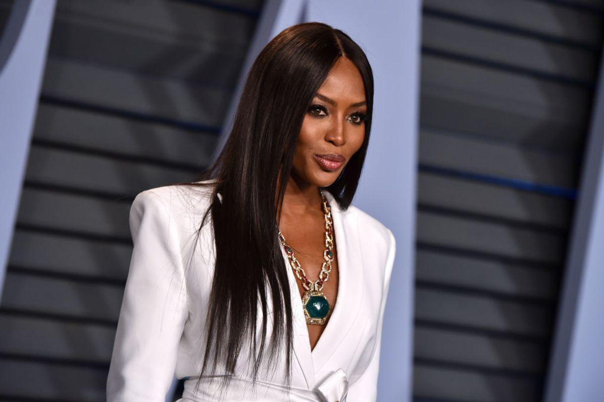 Naomi Campbell Wants a Vogue Africa Magazine
