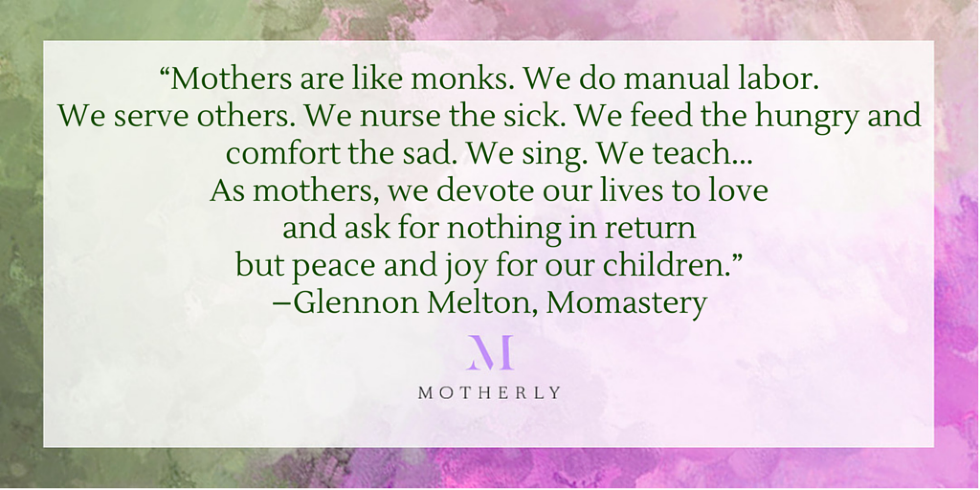 24 amazingly inspiring quotes about moms - Motherly