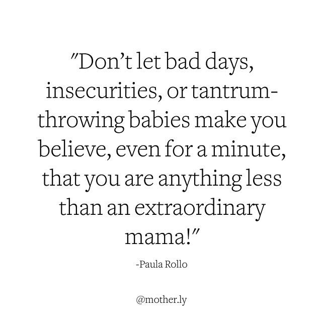 10 perfect quotes on being a mother - Motherly
