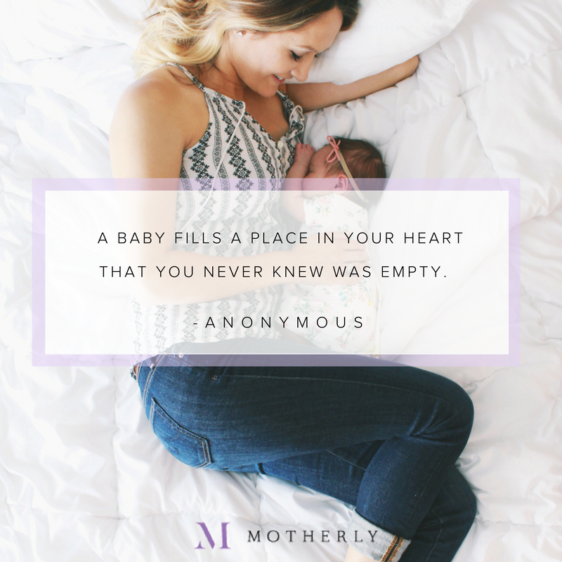 cde253a964adb 29 inspiring quotes to remember when trying to conceive - Motherly
