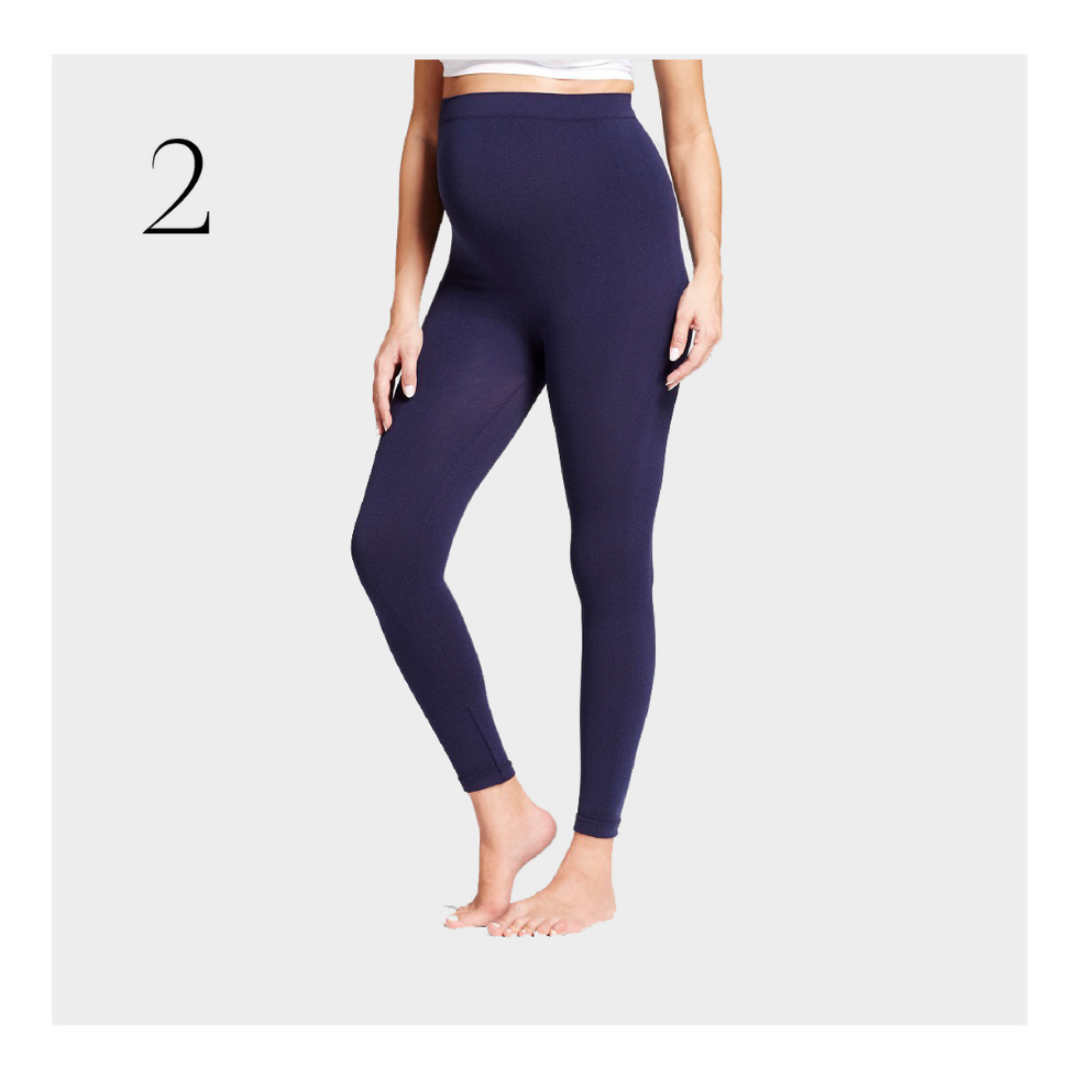 7417f67302a1a The bump is real leggings: Maternity Seamless Belly Leggings by Ingrid &  Isabel for Target