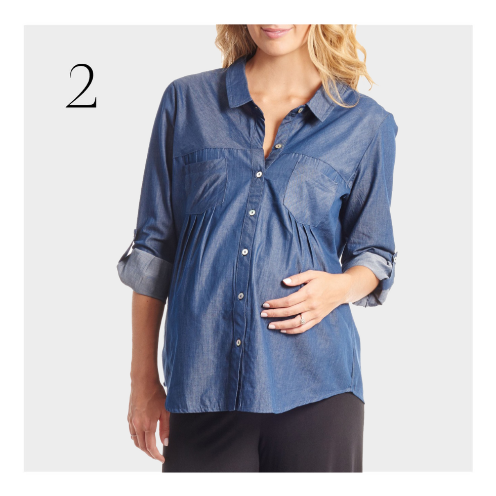 83d68a1149 11 items you need for the ultimate maternity capsule wardrobe - Motherly