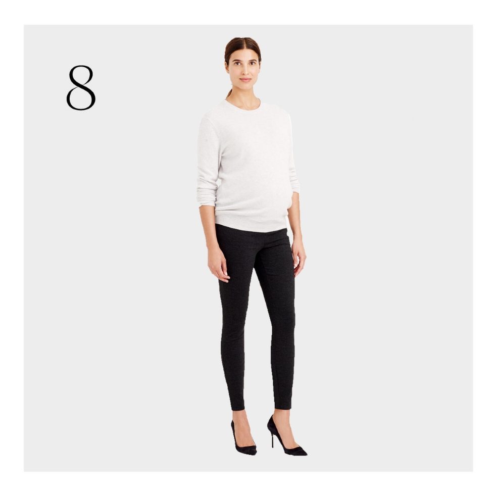 0915a14f96962 11 items you need for the ultimate maternity capsule wardrobe - Motherly