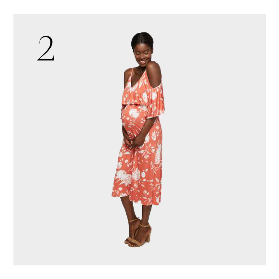 d2d22c4523a6e 11 looks to heat up your summer maternity style ? - Motherly
