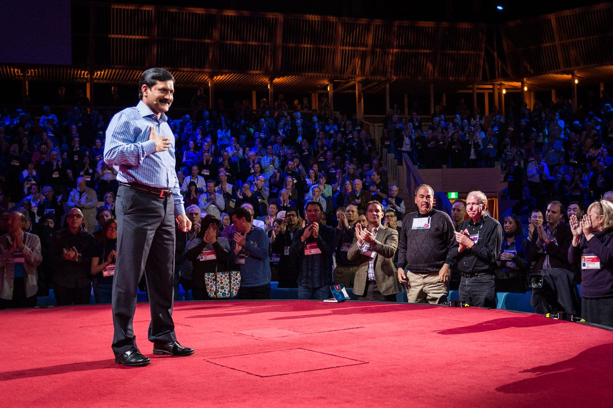 6 Must-Listen-To TED Talks For Everyone