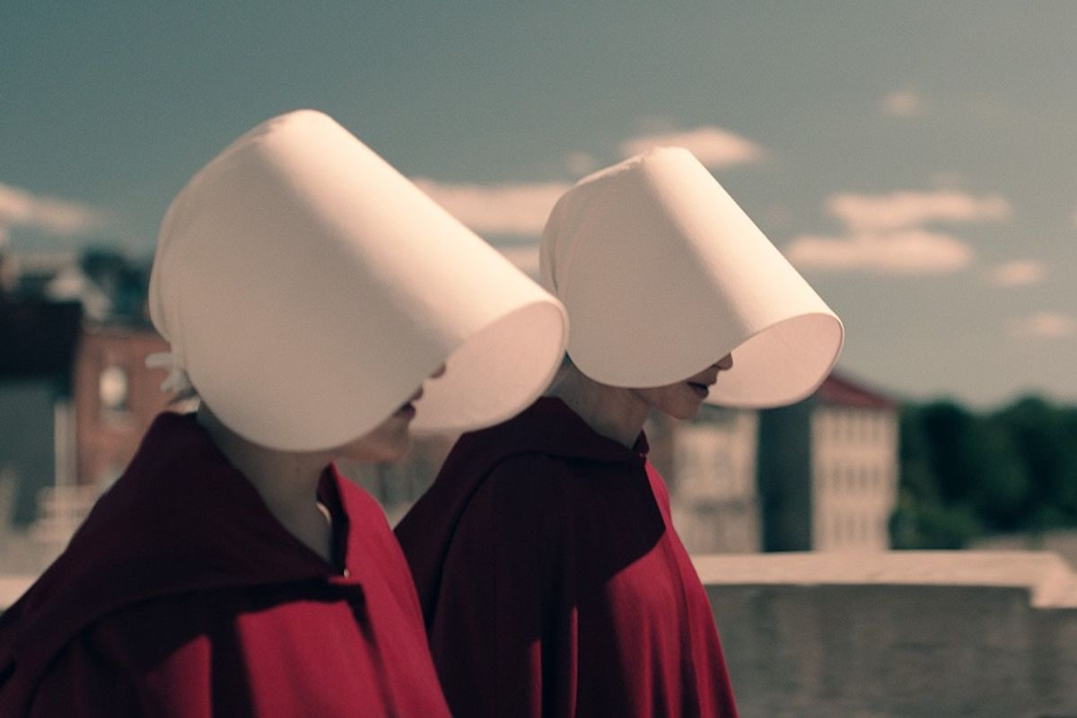 The Importance Of The Hulu's 'Handmaid's Tale' IRL In 2018