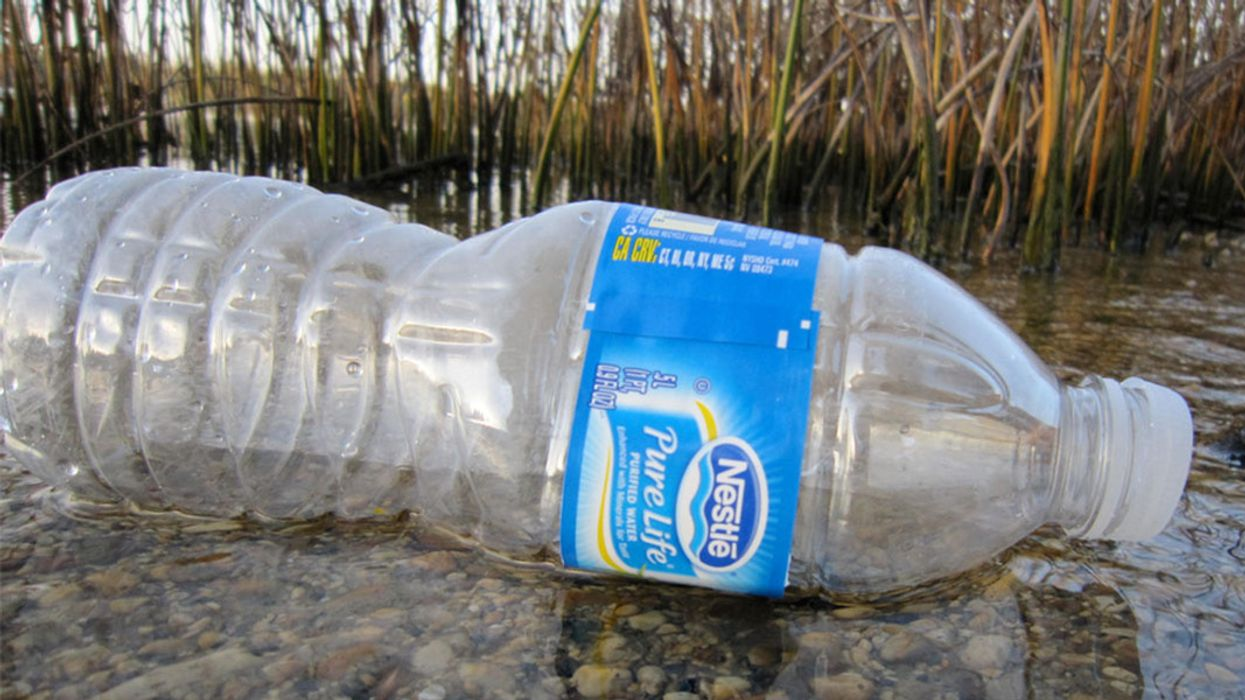 Michigan Lets Nestlé Draw More Groundwater for Bottling