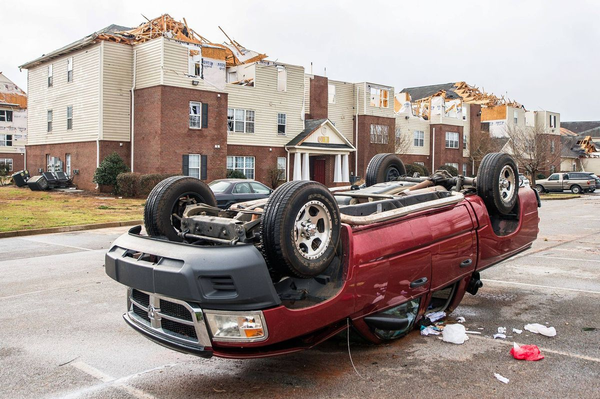 3 Thoughts I Immediately Had Once My Apartment Was Destroyed By A Tornado