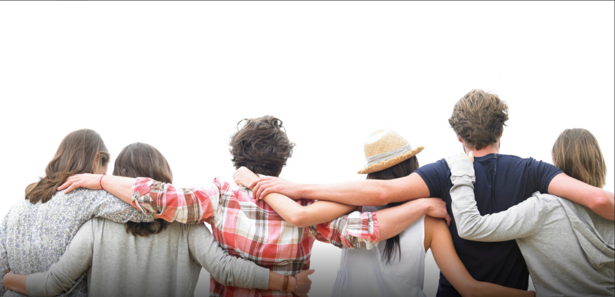 What It's Really Like Trying To Make Friends Your Freshman Year Of College