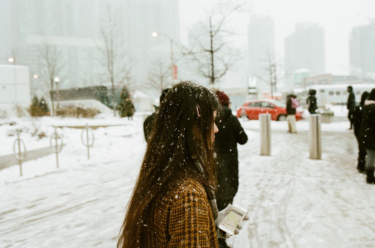 5 Signs That Everyone Is Fed Up With Winter