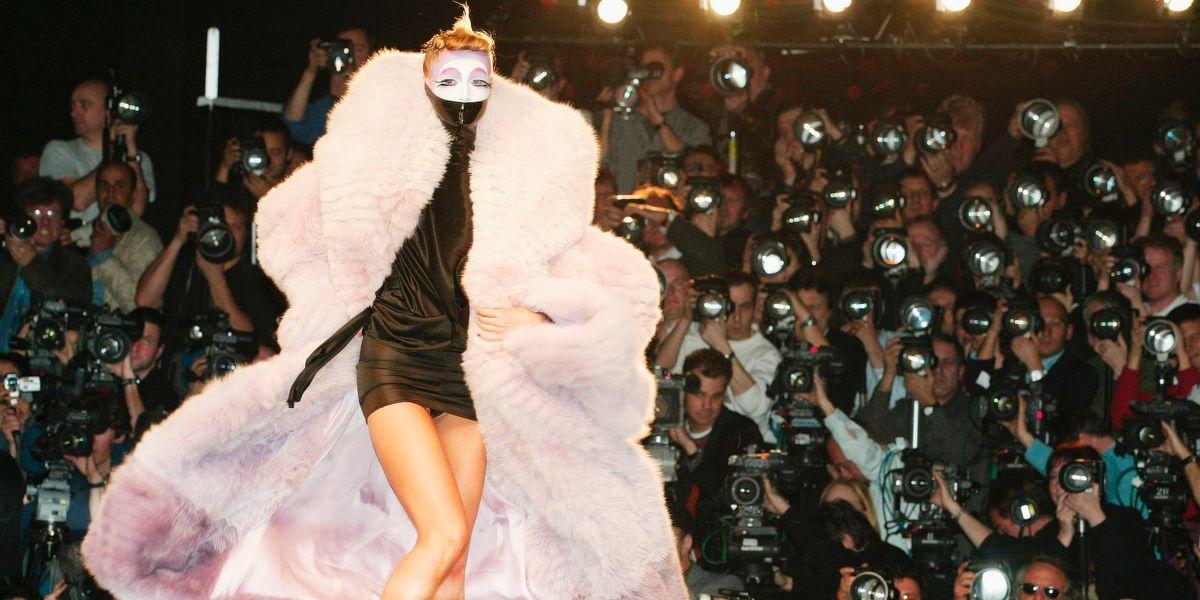 John Galliano Goes Fur Free, Too