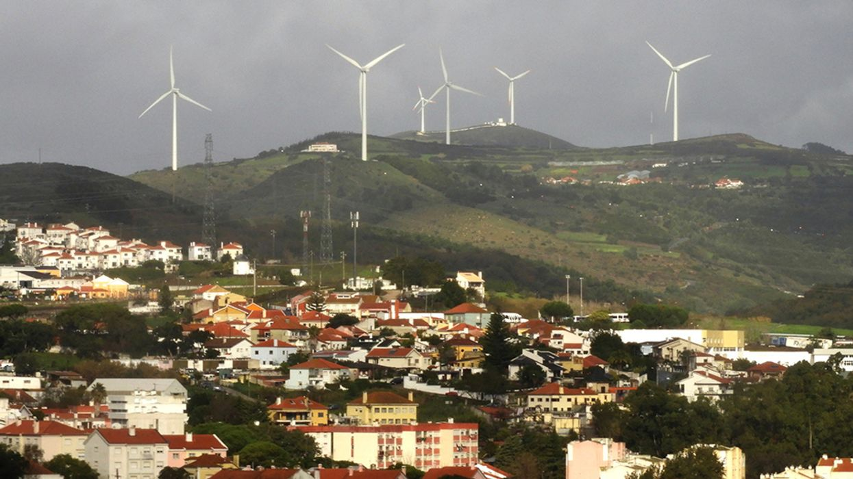 Mainland Portugal Generated More Renewable Energy Than It Needed in March