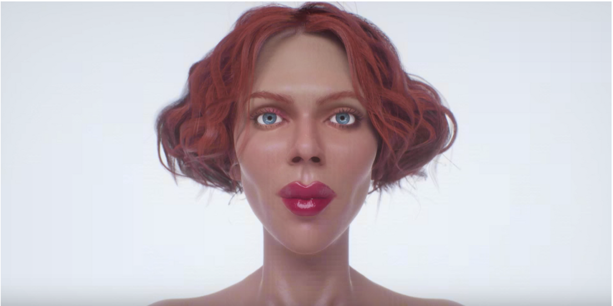 SOPHIE's New Video Questions Authenticity in a Photoshopped World