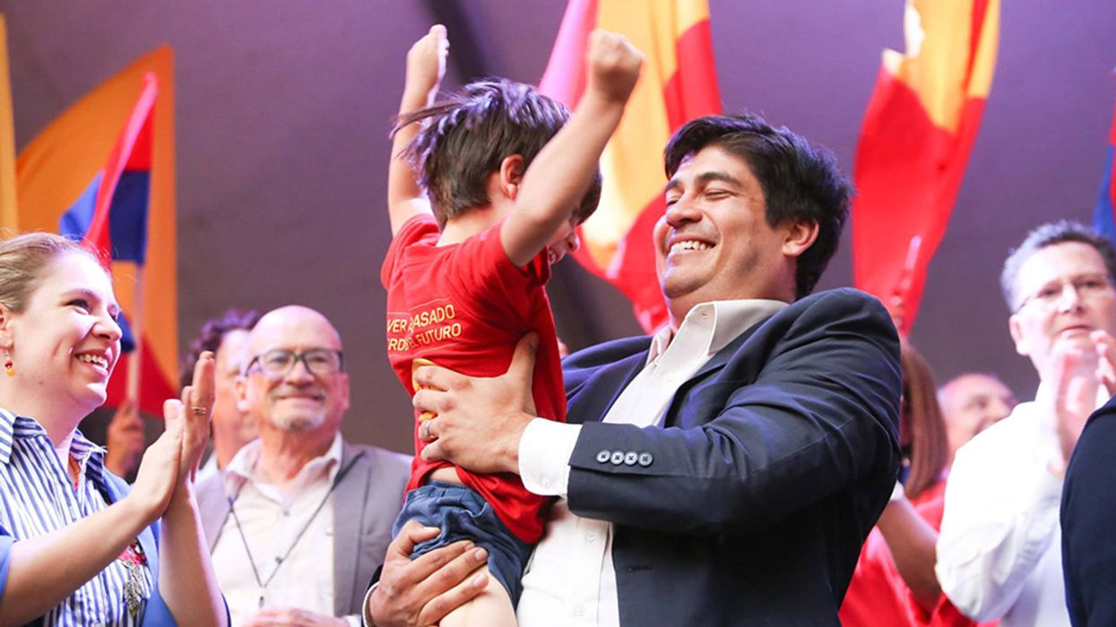 Costa Rica's New President Vows 'Emancipation' From Dirty Transport