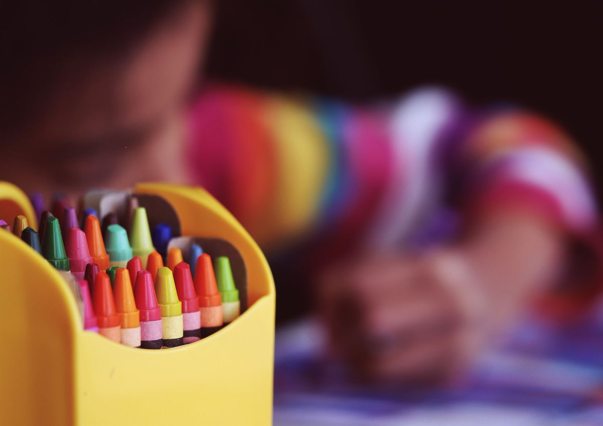 Coloring Outside of the Lines