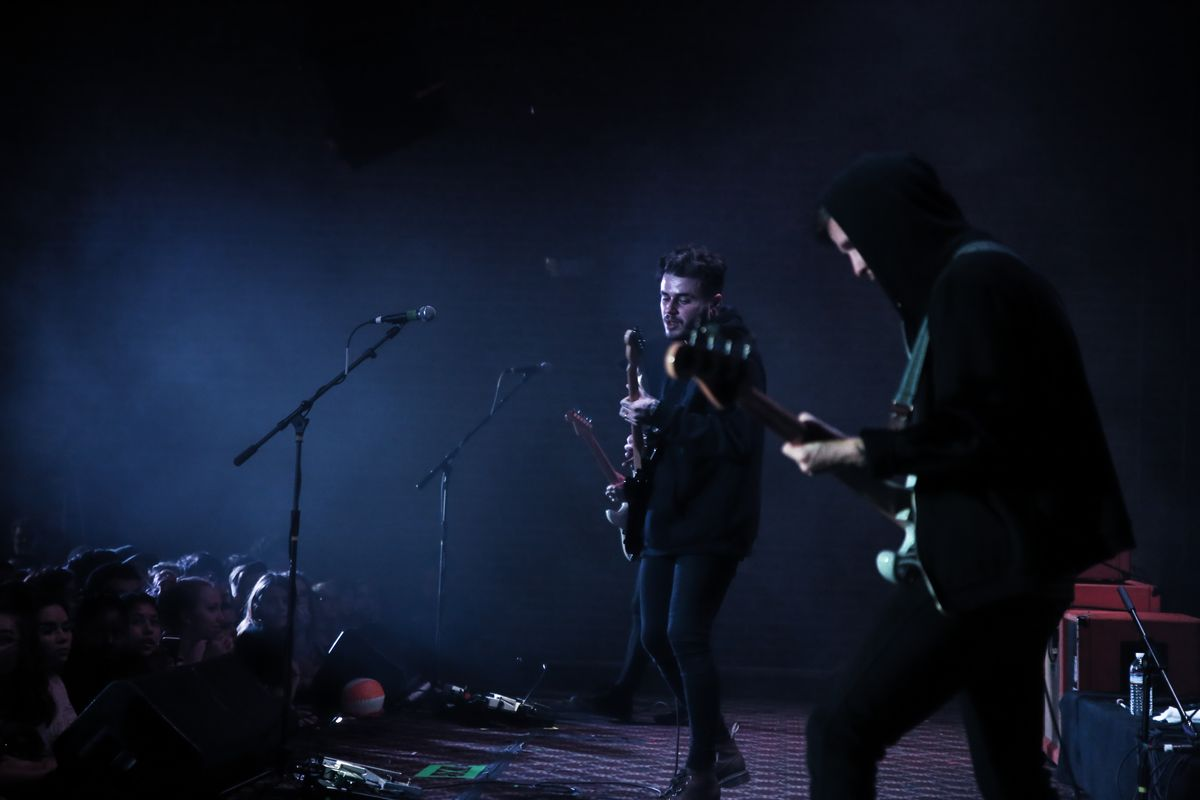 Moose Blood At The Nile