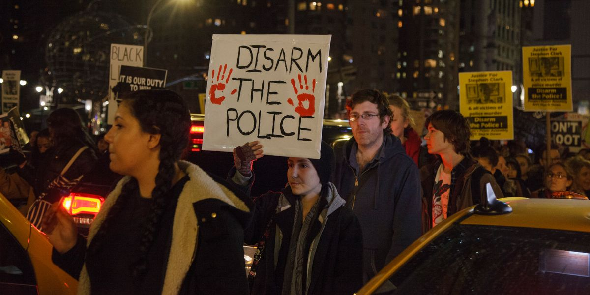 NYPD Shot and Killed a Mentally Ill Black Man in Brooklyn