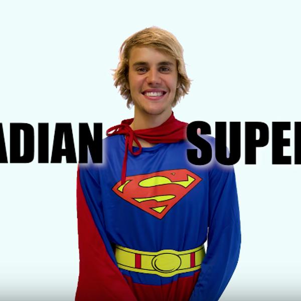 Justin Bieber Appears in 'Racist Superman' Sketch