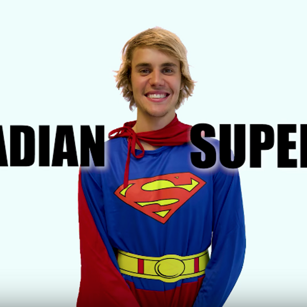 Justin Bieber Appears in 'Racist Superman' Sketch
