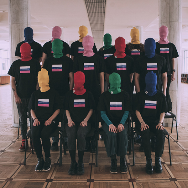 Pussy Riot Released the Clothing Line of Your Dreams