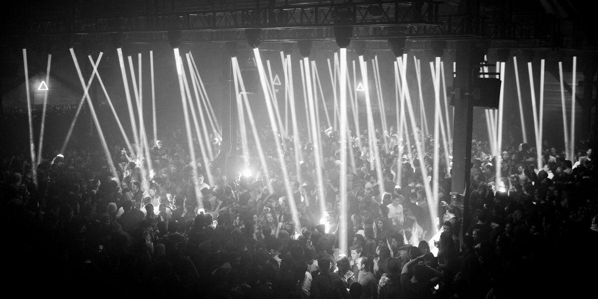 Matte's BLACK Party Was a Wonderland of Sound, Design and Art