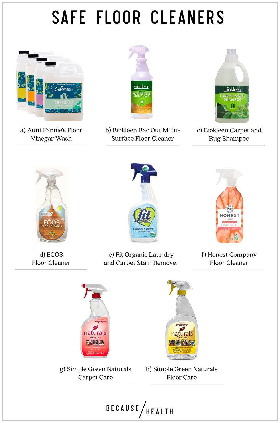 Roundup of 8 Non-Toxic Floor Cleaners