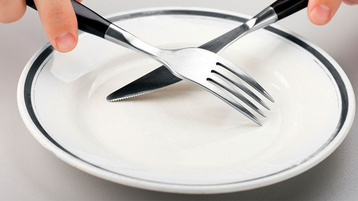 Humans Eat More Than 100 Plastic Fibers With Each Meal