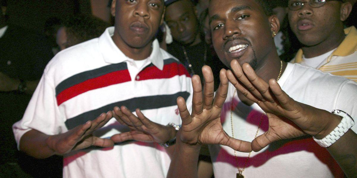 Kanye and Jay-Z Are Okay, Okay?