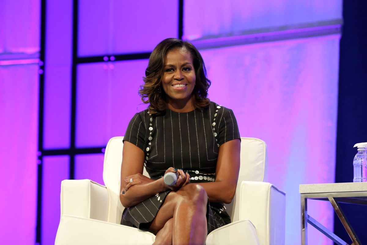Michelle Obama Says Trump Is Like an Irresponsible Parent