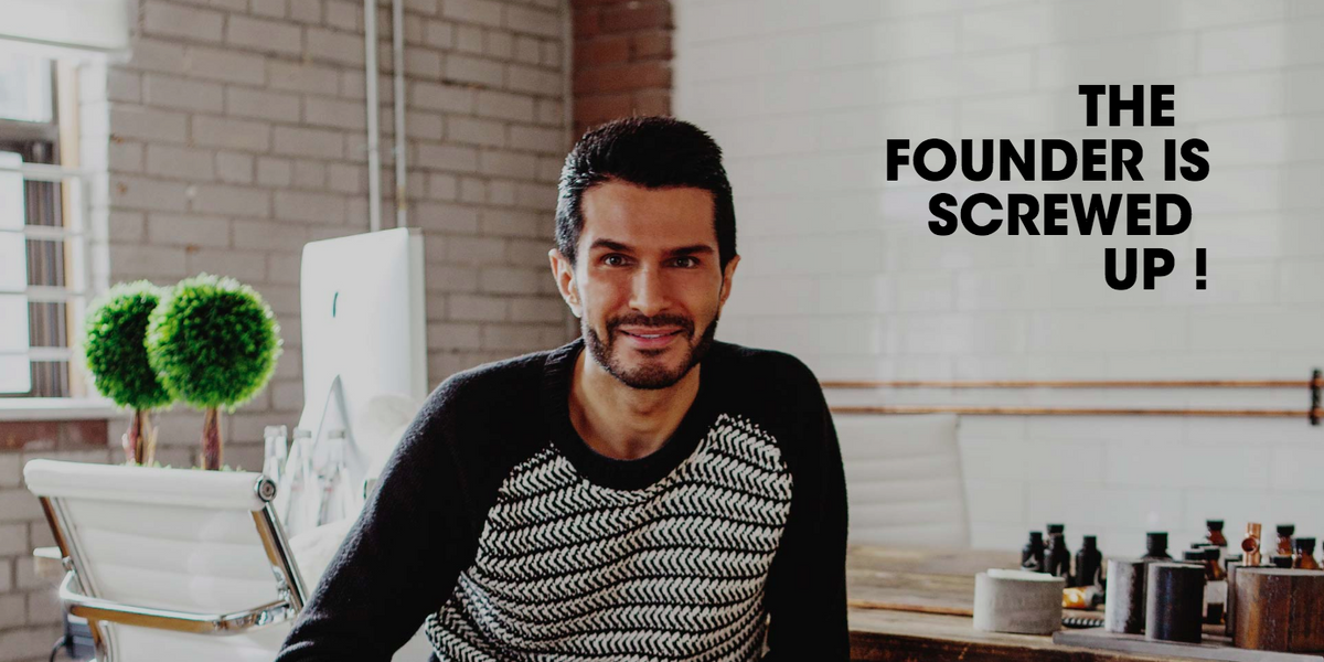 This Interview with Deciem Skincare CEO Brandon Truaxe is Bonkers