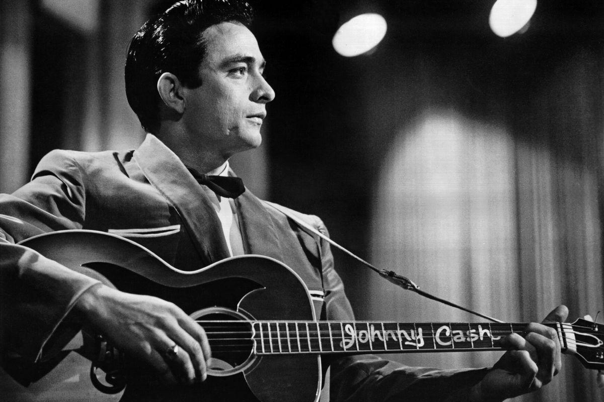 Johnny Cash Has a New Album